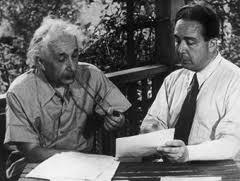 Einstein-et-Heisenberg